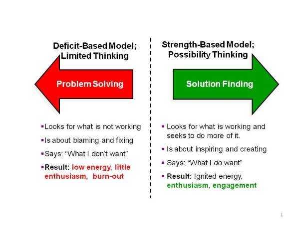 Problem Solving-Solution Finding