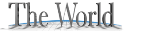 The World logo