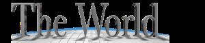 The World logo